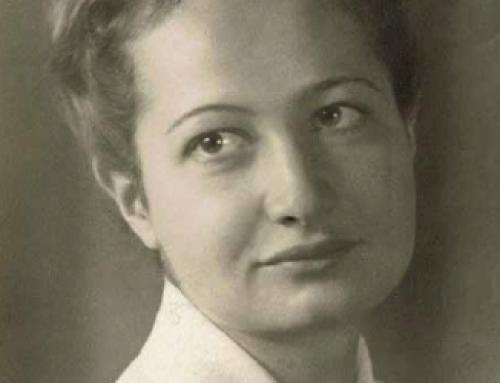 Film und Buchvorstellung zum 100. Geburtstag von Marie-Luise Jahn
