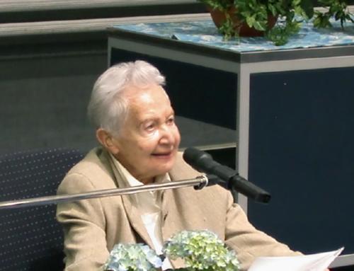 Marie-Luise Schultze-Jahn als Namenspatronin